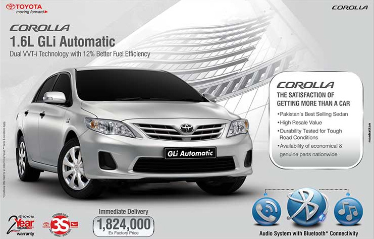 Corolla-GLi-Automatic