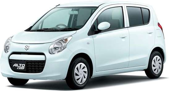 suzuki suzuki 2012 suzuki alto suzuki alto ec 1c8625 Suzuki Alto 2013 Price in Pakistan, Feature and Review