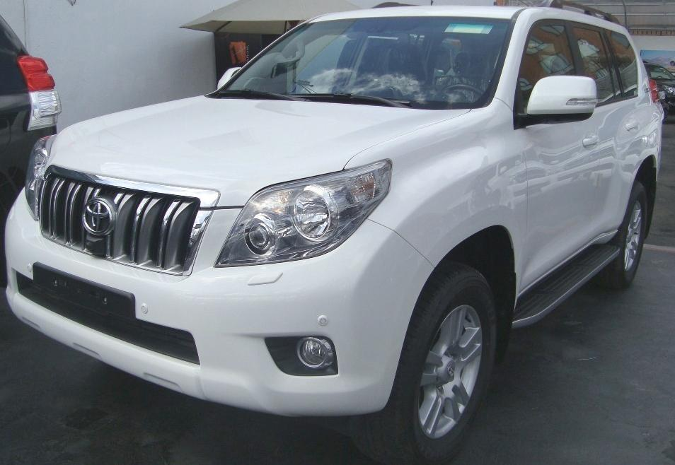 toyota prado 2013 New Toyota Prado 2013 Price in Pakistan, Feature