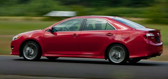 toyotacamry New Toyota Camry 2013 Price in Pakistan, Feature & Review