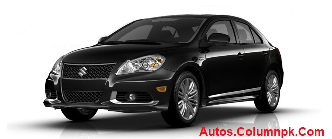 Suzuki Kizashi Trim Packages