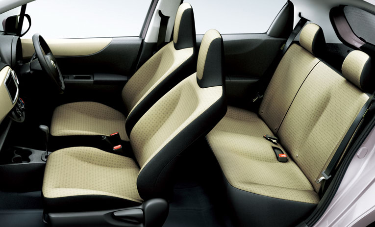 2014 toyota vitz yaris interior New Toyota Vitz 2014 Price in Pakistan, Specifications & Review