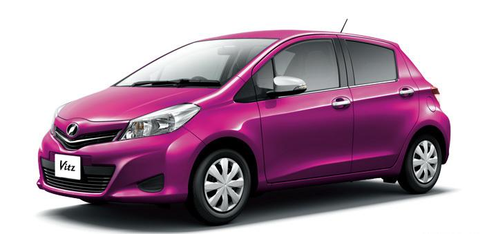 New Toyota Vitz 2013 Price in Pakistan, Specifications & Review