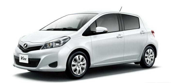 2013 toyota vitz yaris white New Toyota Vitz 2013 Price in Pakistan