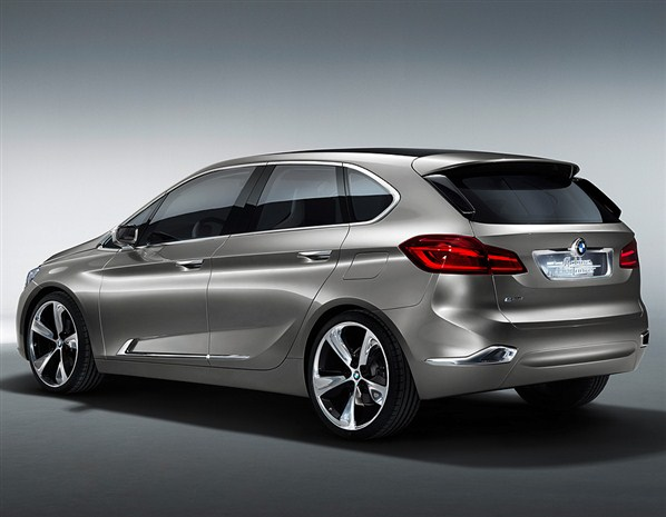 New BMW 2013 1 Series GT Price and Review