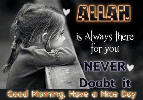 good morning1 Good Morning Islamic Wallpaper SMS Msg for Facebook Status Updates