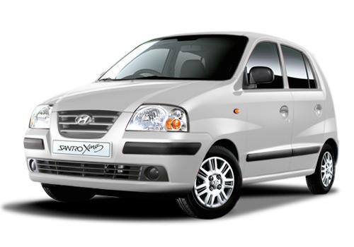 Hyundai Santro 2013 pictures