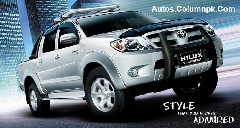 2013 Toyota Hilux Turbo