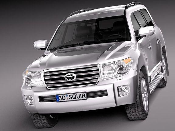 Land Cruiser 2013 Price in Pakistan