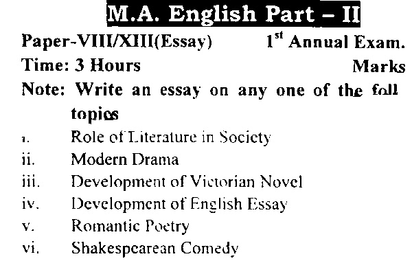 Old English Essay How To Write Old English Letters  Wikihow