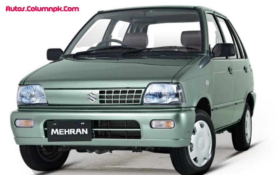 suzuki mehran Suzuki Mehran EFI (Euro II) 2013 Price in Pakistan