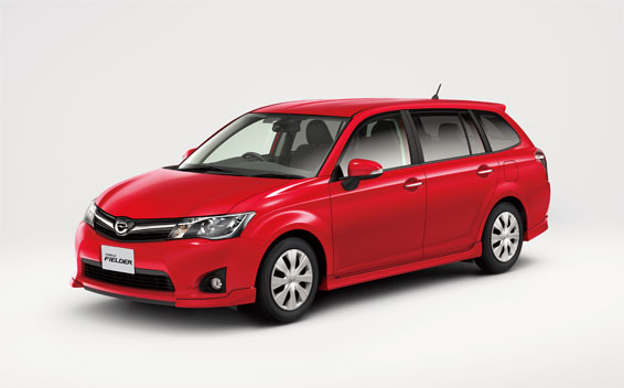 toyota fielder red Toyota Fielder 2013 Price in Pakistan, Specs, Pictures