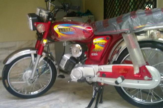 Yahama-100cc-2013