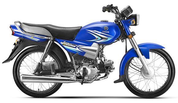 Yamaha Junoon 2013