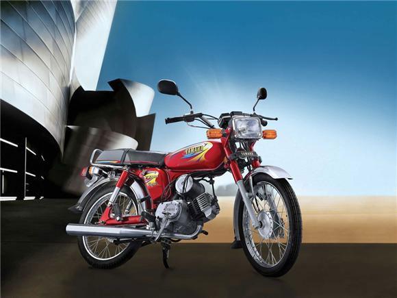 Yamaha YB100cc 2013