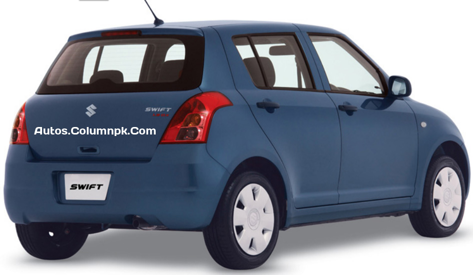 2013 swift back side in blue color Suzuki Swift 2013 Price in Pakistan