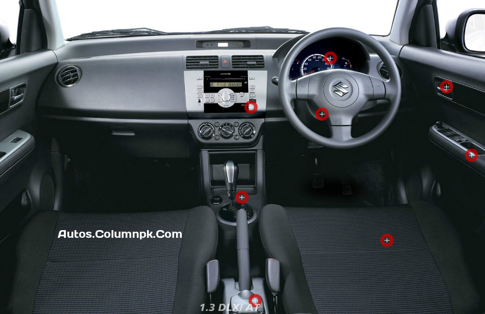 2014 swift interior Suzuki Swift 2014 Price in Pakistan