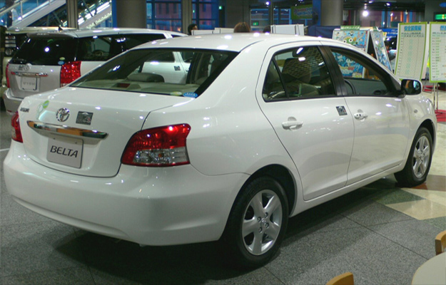 belta 2013 Toyota Belta Price in Pakistan