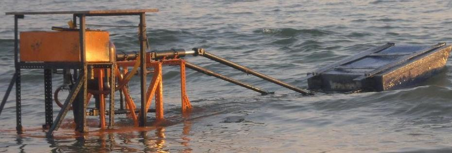 electricity Pakistan Navy Engineering College Students Generate Electricity by Wave Energy