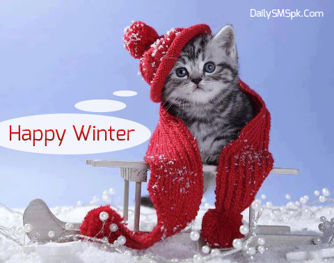 Happy Winter SMS, Quotes & Card Wallpapers  DailysmsPK.Net