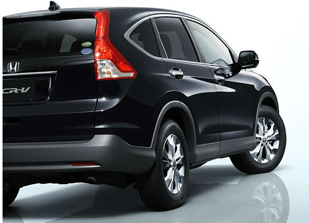 Honda - Pakistan - CR-V - Gallery