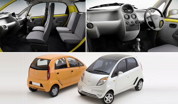 tata nano cars Tata Nano Car 2013 Price, Review & Features