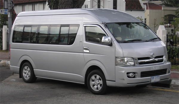 Toyota Hiace Commuter 2013 Price In Pakistan