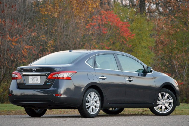 2013 nissan sentra fd 2013 Nissan Sentra Price & Features