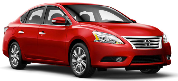 2013 nissan sentra 2013 Nissan Sentra Price & Features