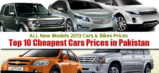 2013 Cars Prices
