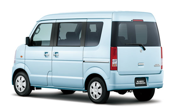Picture: Suzuki Every Wagon