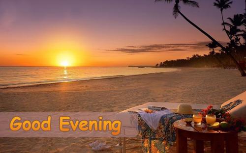 Good-Gud-evening-sunset Pics