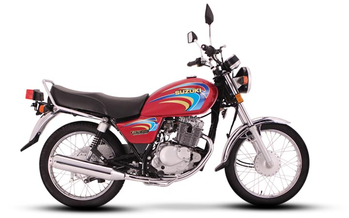 GS150 ColorRed