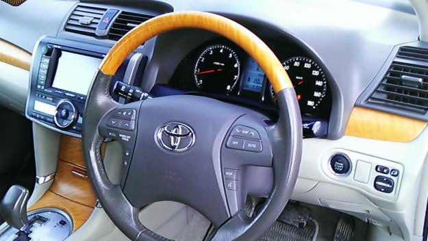 Premio Car Interior