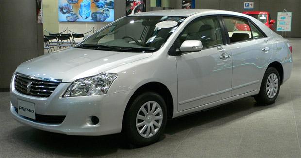 Toyota-Premio-Car