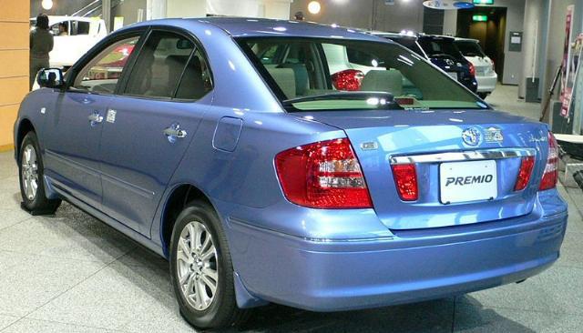 premio-Japanese-Car
