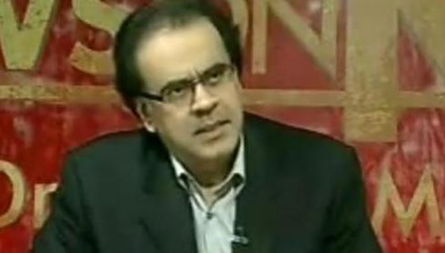 shahid masood NAB Chairman Fasih Bokhari involves in Kamran Faisal's death: Shahid Masood
