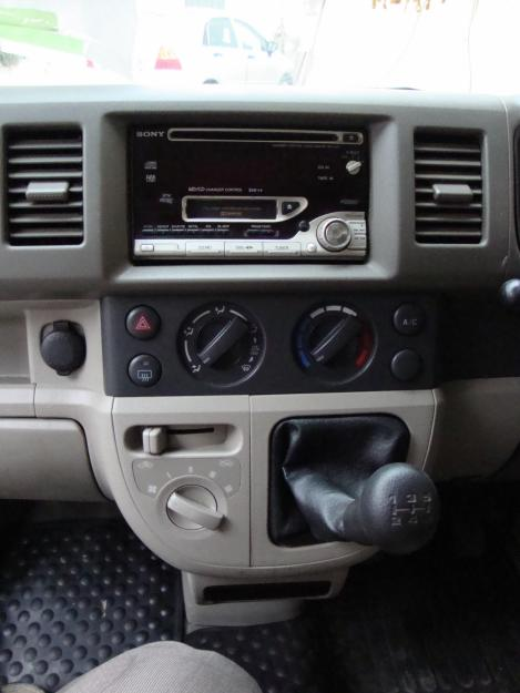 Suzuki Every Dashboard