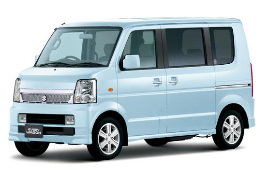Suzuki Every Van