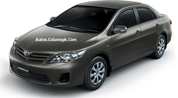 2013 toyota gli New Toyota Corolla Ecotec XLi & GLi 2013 Price in Karachi, Pakistan