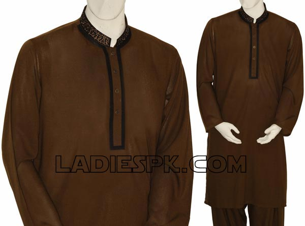 Latest Shalwar Kameez Design for Men 2013