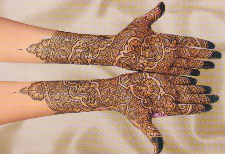 bridal mehndi designs for full hands41 2013 heena design indian Indian Bridal Mehndi Designs 2013 for Full Hands