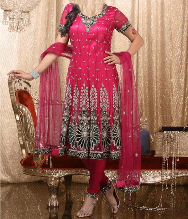 Churidar-pajama-bridal-anarkali-frock-designs