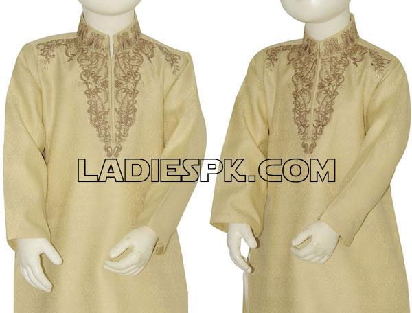 Fancy-Kurta-Designs-Kids-2013-Junaid-Jamshed