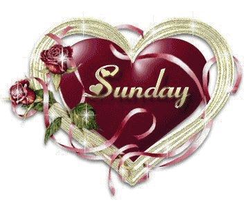 Happy Sunday sms in English
