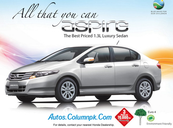 honda city aspire 2013 Honda City Aspire 2013 Price in Pakistan