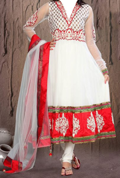 indian pakistani anarkali frocks frocks 2013 Indian Anarkali Frock Designs 2013 with Pajama for Girls