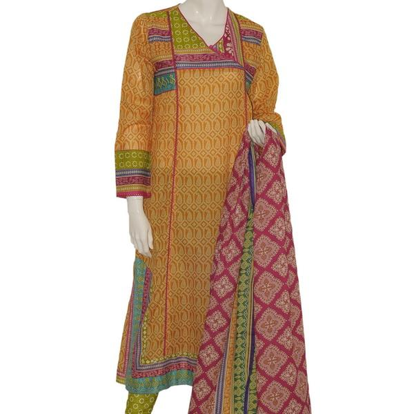 junaid jamshed lawn collection 2013 Junaid Jamshed Summer Lawn Prints for Ladies 2013