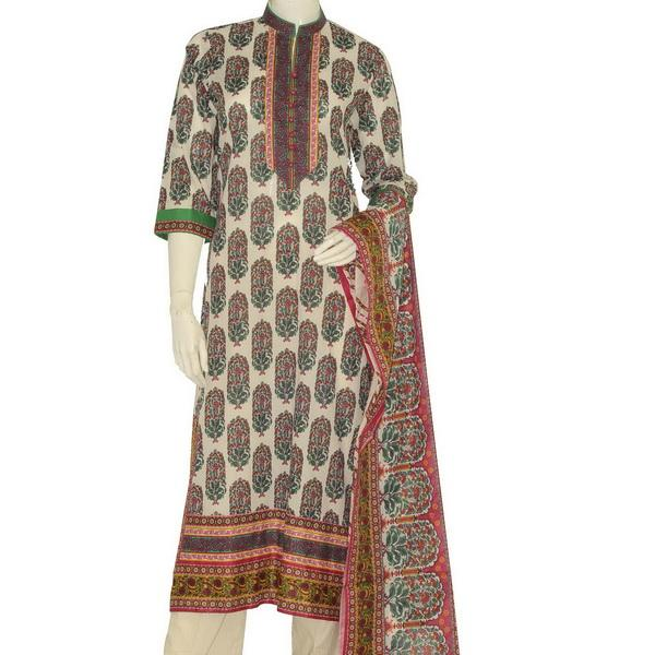 Junaid Jamshed Lawn Collection 2013