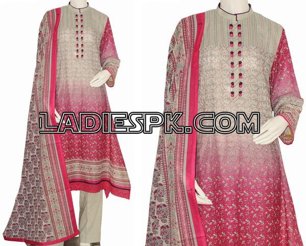 junaid jamshed lawn prints collection 2013 Junaid Jamshed Summer Lawn